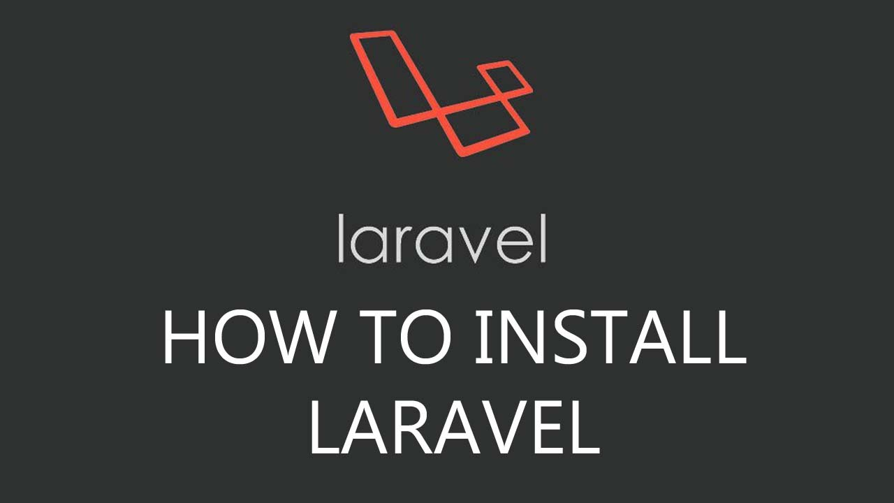 How to Install Laravel in Windows